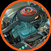 1969 340 engine stock