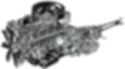 '68 340 engine illustration
