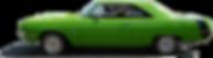 1971 Swinger 340 Special J6 Go Green