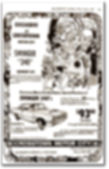 1971 Swinger 340 Special print ads
