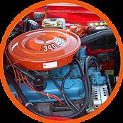 1973 340 engine stock