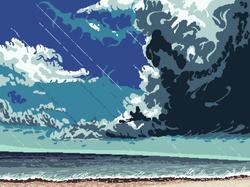 Cloud Seas