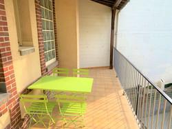2de terrasse