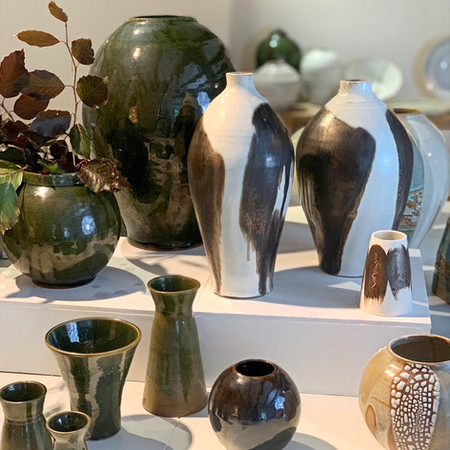 My display for South East Open Studios in June