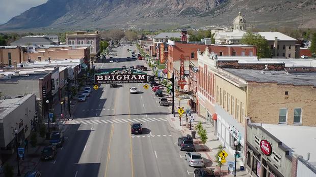 Brigham City's reborn Union Block Building kick-starts statewide rural development