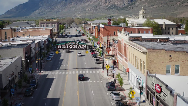 Brigham City's reborn Union Block Building kick-starts statewide rural development