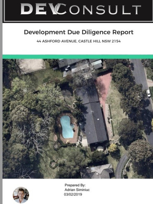 2 x Property Reports