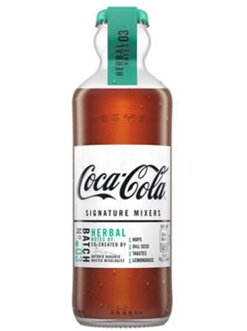 Coca Cola Herbal 200 мл.