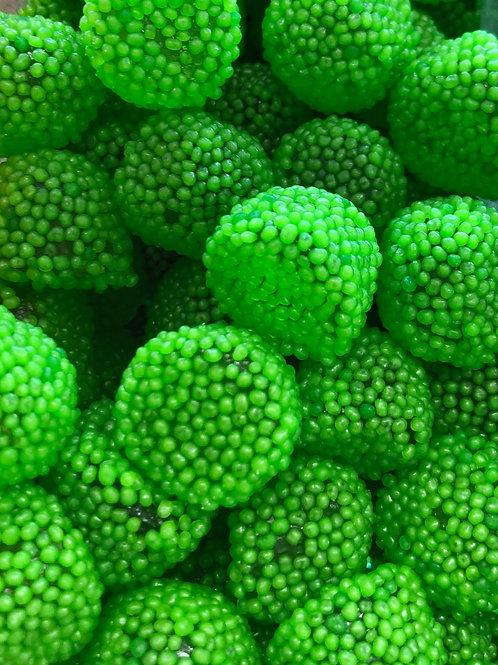 Ягоды зелёные
