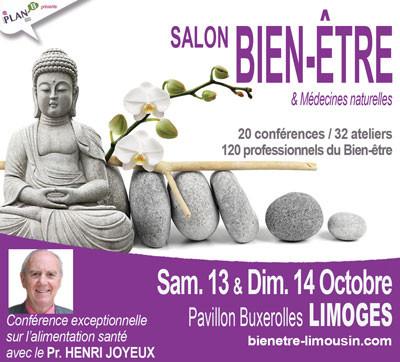 Délassa au Salon bien-être Limoges 2018