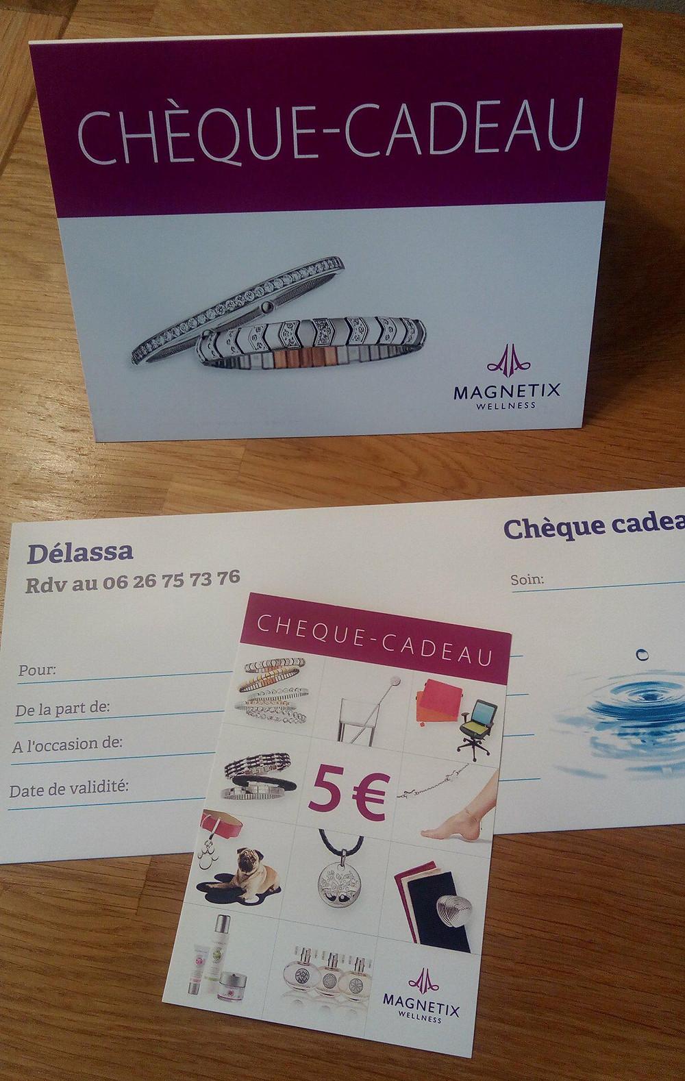 Chèques cadeaux relaxation à Limoges