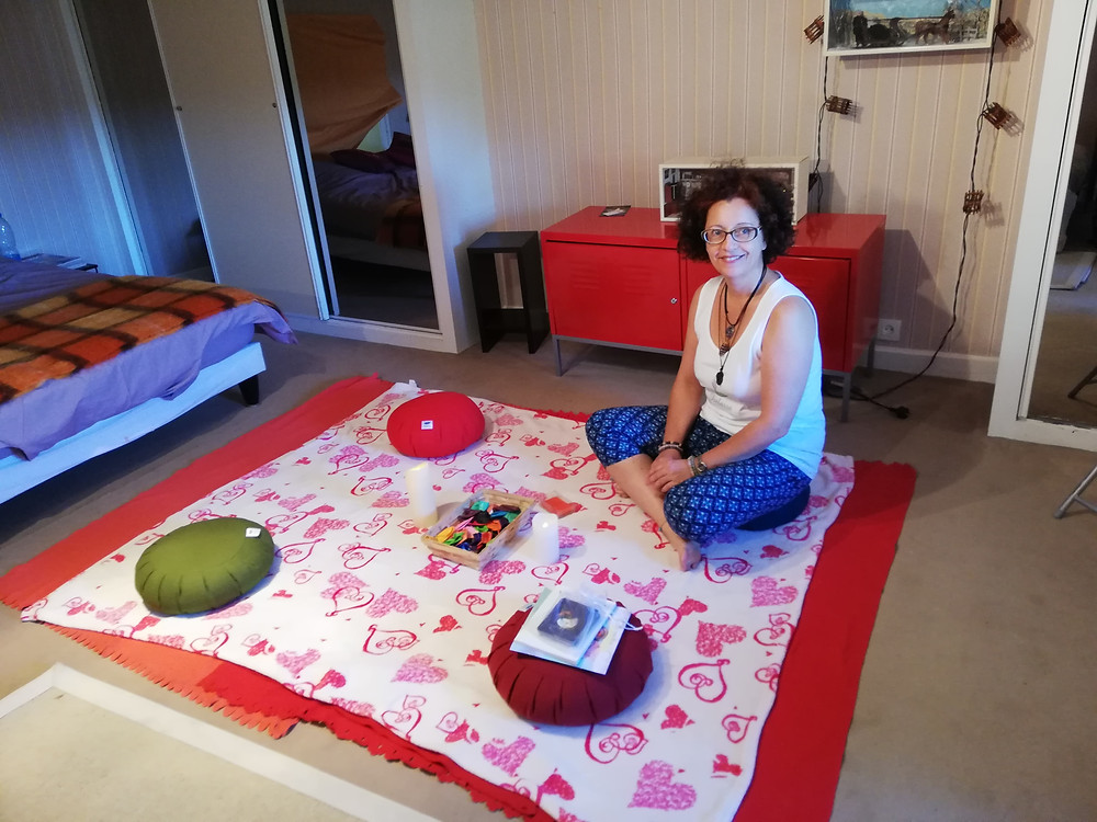 Ateliers relaxation en famille avec Délassa