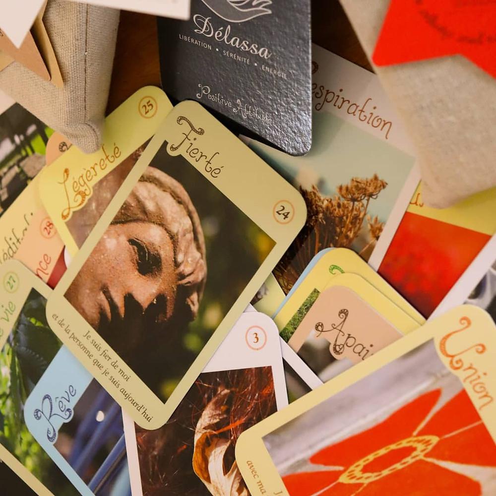 les cartes de l'oracle 31 jours pour changer sa vie