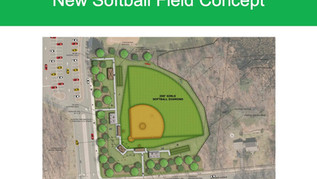 Canton BOF approves funding for relocation of Dyer softball field