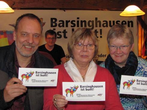 Gründung Barsinghausen ist bunt als Verein