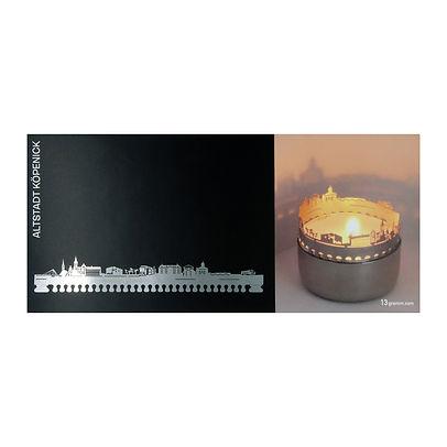 2G3g Köpenick T-Light Teelicht