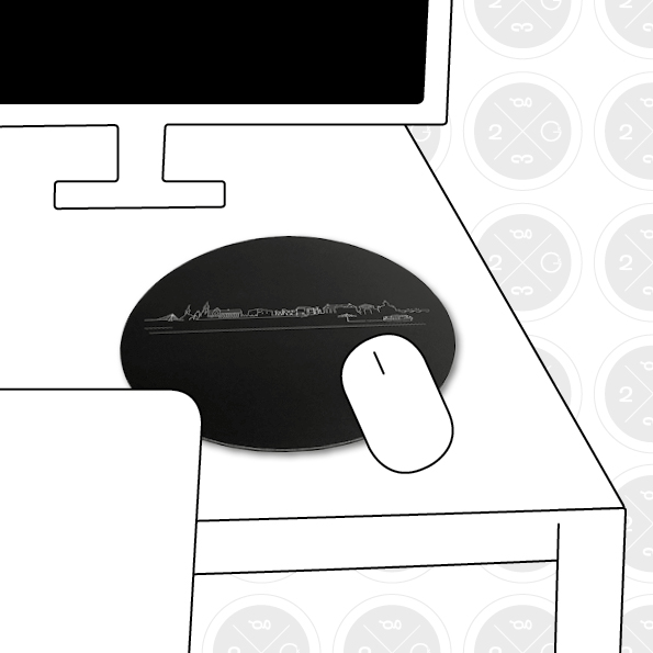 2G3g Köpenick Mousepad