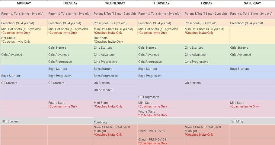 CEGW Class Schedule Fall 2020 .jpg