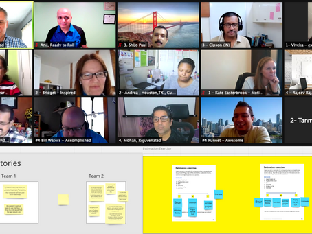 5 unique insights from our Virtual Beyond User Stories Workshop