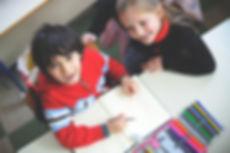 I bambini della scuola