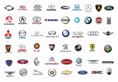 all car manufacturers services