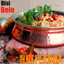Bisi Bele Huliyanna | A Signature Hot Lentil Rice from Karnataka, Southern India