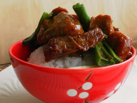 Vietnamese Style Caramel Claypot Pork