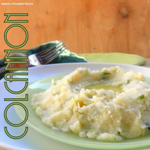 Colcannon | Delicious Mashed Potatoes, Ireland