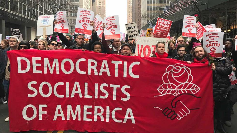 Conservatives Created Millennial Socialism