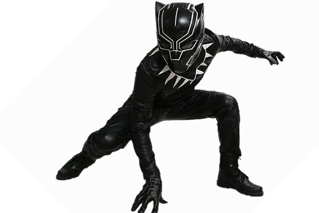The Black Panther Costume Is Not Blackface