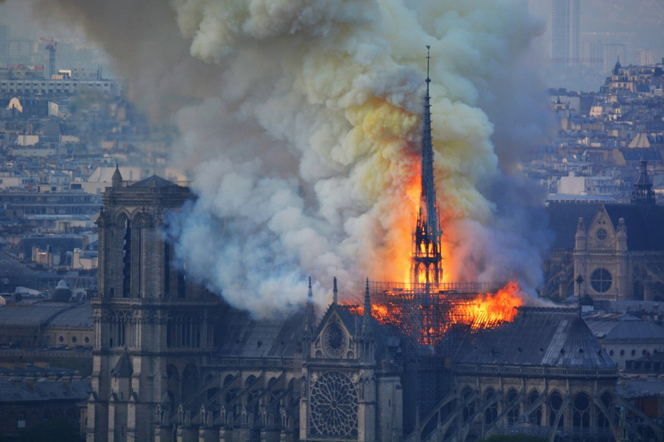 No, Ben Shapiro, Notre Dame Is Not a Monument 'To Western Civilization'