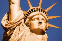 Donald Trump, Polish the Statue of Liberty