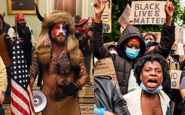 Americans, Stop Endorsing Non-violent Riots