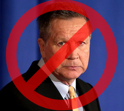 Let me be the first to say #NeverKasich