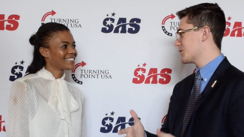 Anthony Leonardi's Exclusive Interview with Candace Owens on The Washington Examiner
