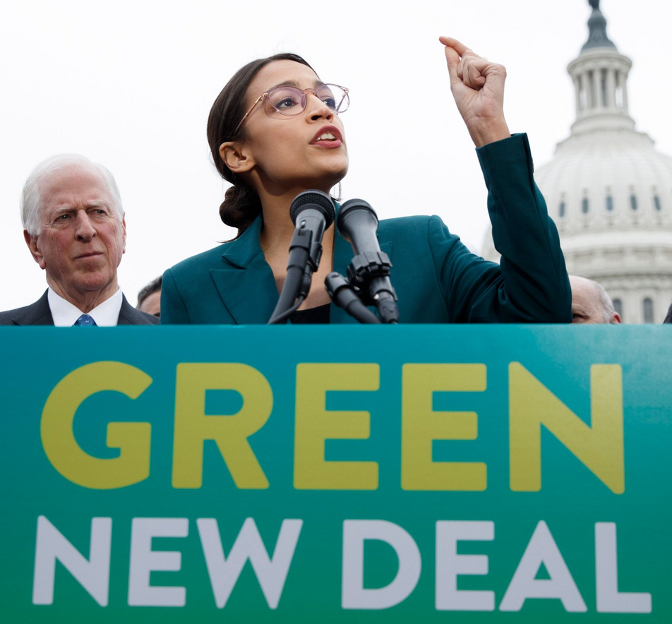 The Art of the Green New Deal