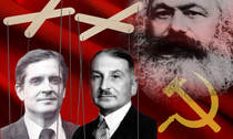 Marxist Puppets on the Radical Right