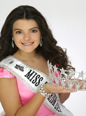 Worlds Pre-Teen Miss Tourism 2021, Reagan