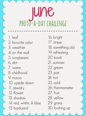 Birthday Month Challenge!!