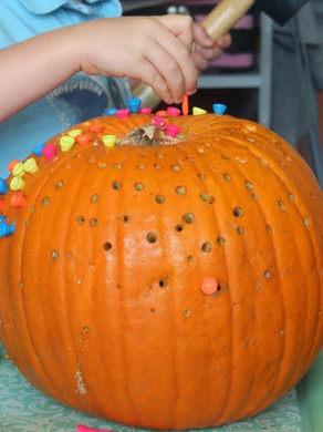 Halloweens Raise Awareness Challenge...