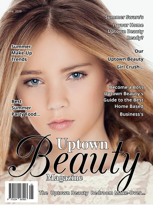 Initial Photo Plus 1...Uptown Beauty Magazine Photo Contest