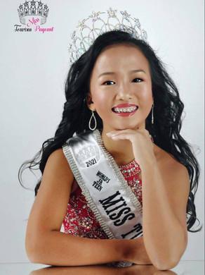 Worlds Jr. Teen Miss Tourism 2021, Emma