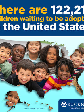 Grab your crowns and sashes for Adoption Month