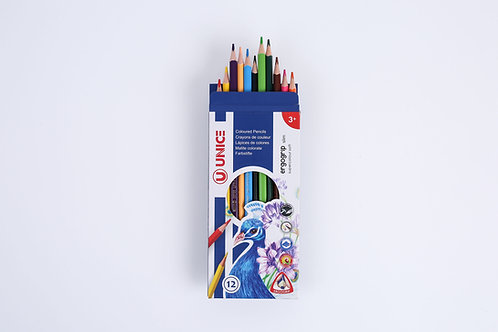 colouring pencils, school readiness, tripod pencils, pincer grip, Zipboom, educational supplies, drawing, colouring, fun,