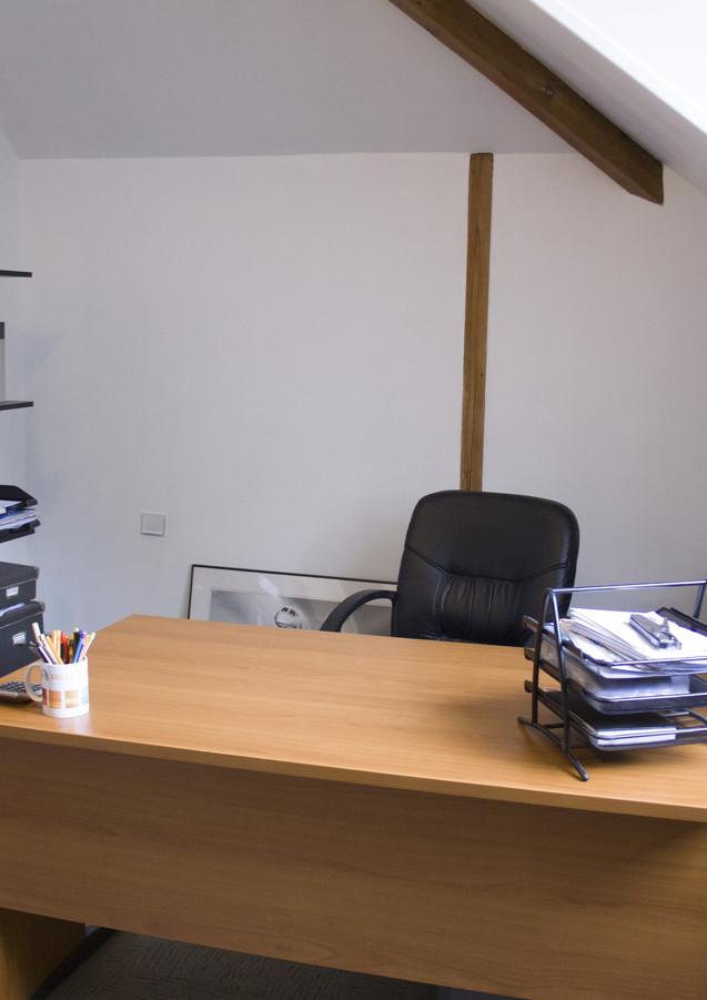 bureau avant home staging