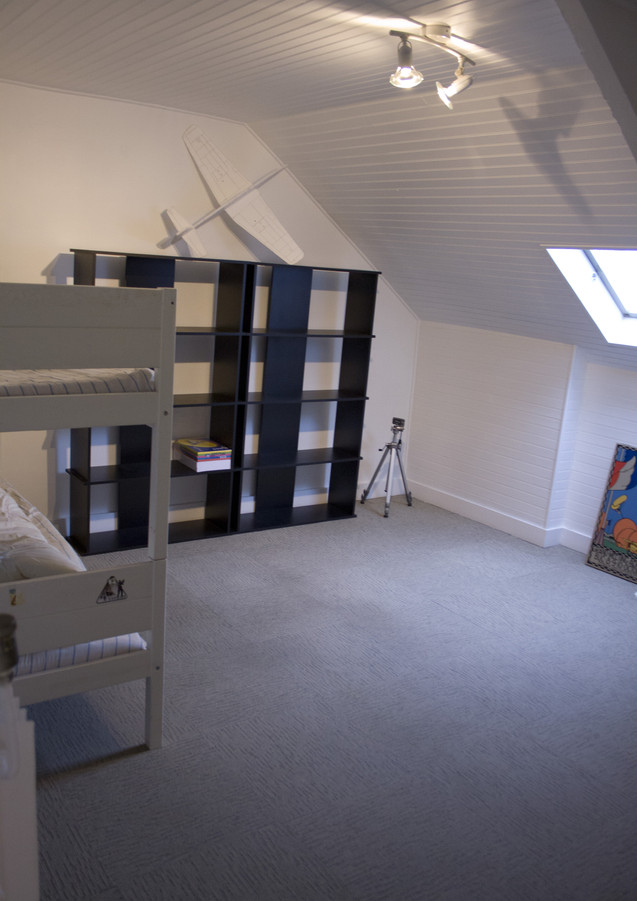 chambre enfant avant home staging