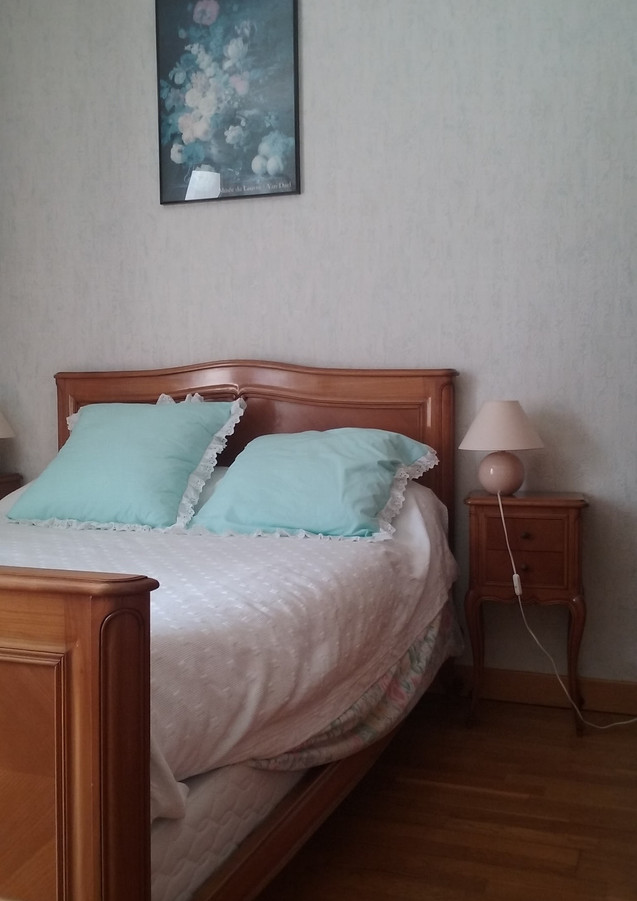 chambre d'amis avant home staging