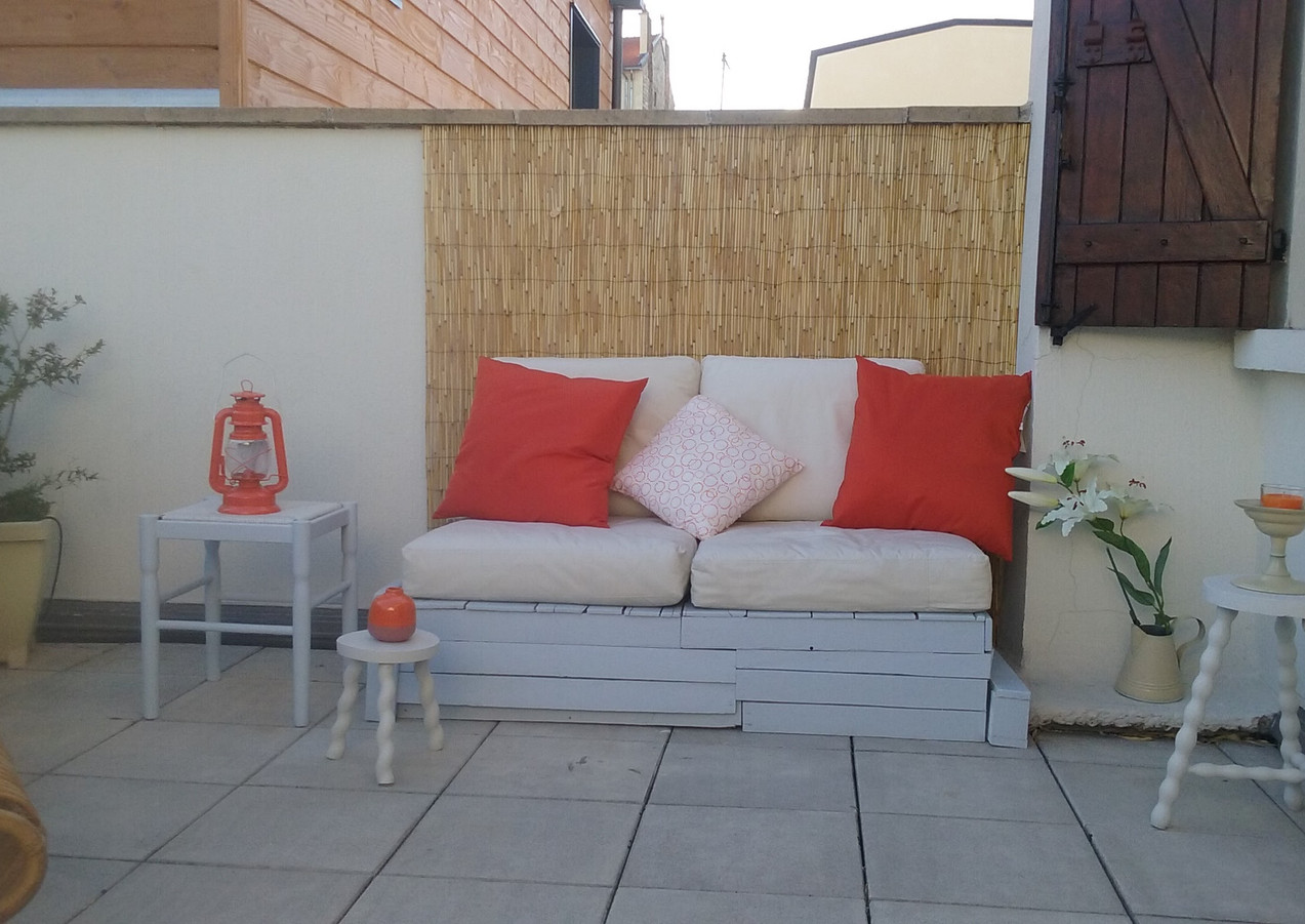 terrasse après home staging