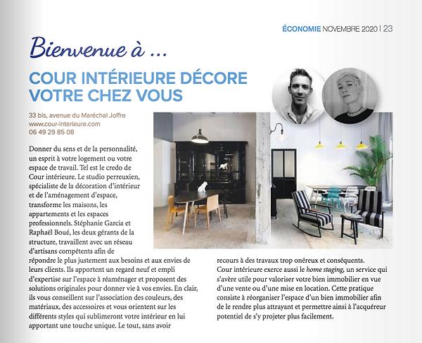 Magazine le Perreux 2020