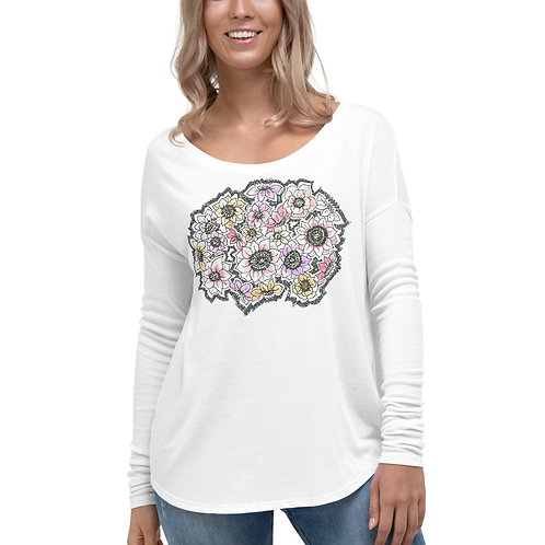 Wearable ARt Ladies' Long Sleeve Tee